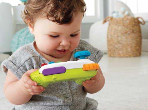 Fisher Price Laugh & Learn Game Controller Review